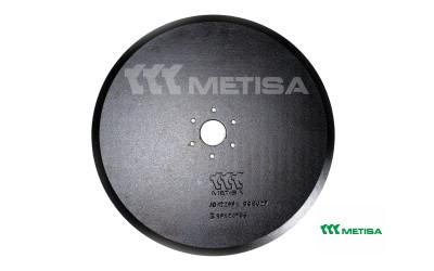Диск сошника 381x4,  John Deere A22991/A72357 Kinze GD1030/GD11306, Horsch 00400840
