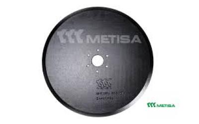 Диск сошника 381x4, Kinze GD1030/GD11306   (John Deere A22991/A72357)