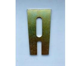 Чистик диска сошника сеялки центральний  107-113D/107-075D 4мм