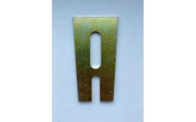 Чистик диска сошника сеялки центральный 107-113D/107-075D 4мм