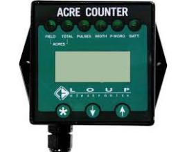 Вимірювач гектарів або акрів (акрометр) 194-073A/823-423C