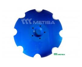 Диск ромашка D=645 мм, 5 отв. Lemken, 34910029