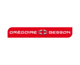 Диск бороны (гладкий) GREGOIRE BESSON 851001098  (Kverneland RF28474 )