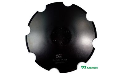 Диск ромашка D=465 мм, 6 отворів (3490471 Lemken Heliodor)