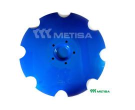 Диск ромашка D=620 мм, 5 отворів Lemken, 3490467