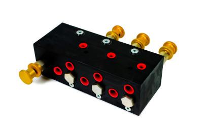 810-661C Клапан гидравлический